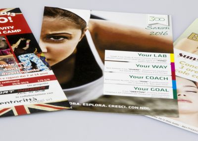 Stampa Digitale Flyer