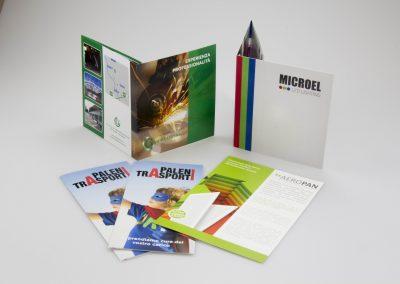 Stampa Digitale Brochure